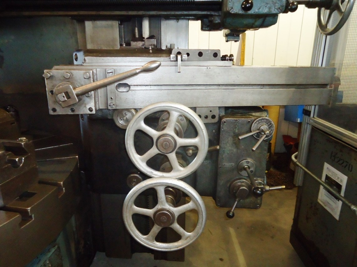 "1 – USED 63""/57"" SCHIESS VERTICAL TURRET LATHE 13 EK 150"