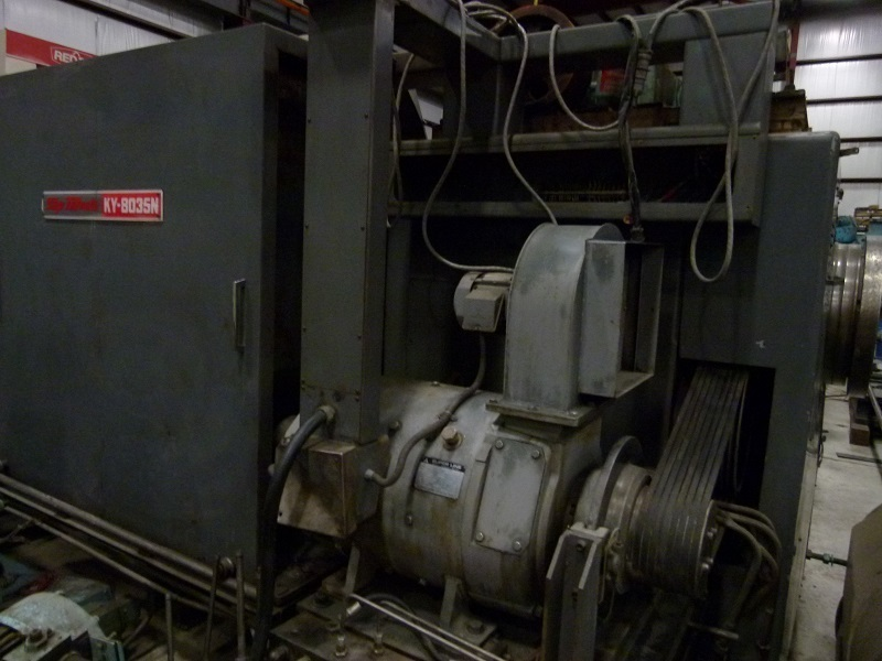 """1 – USED 41"""" X 65"""" TAIYO SEIKI CNC CHUCKING LATHE C-5088"""