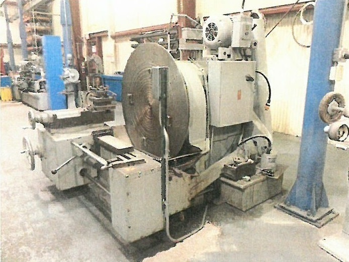 "​1 – USED 52"" STAR RIGHT ANGLE T-LATHE C-5203"