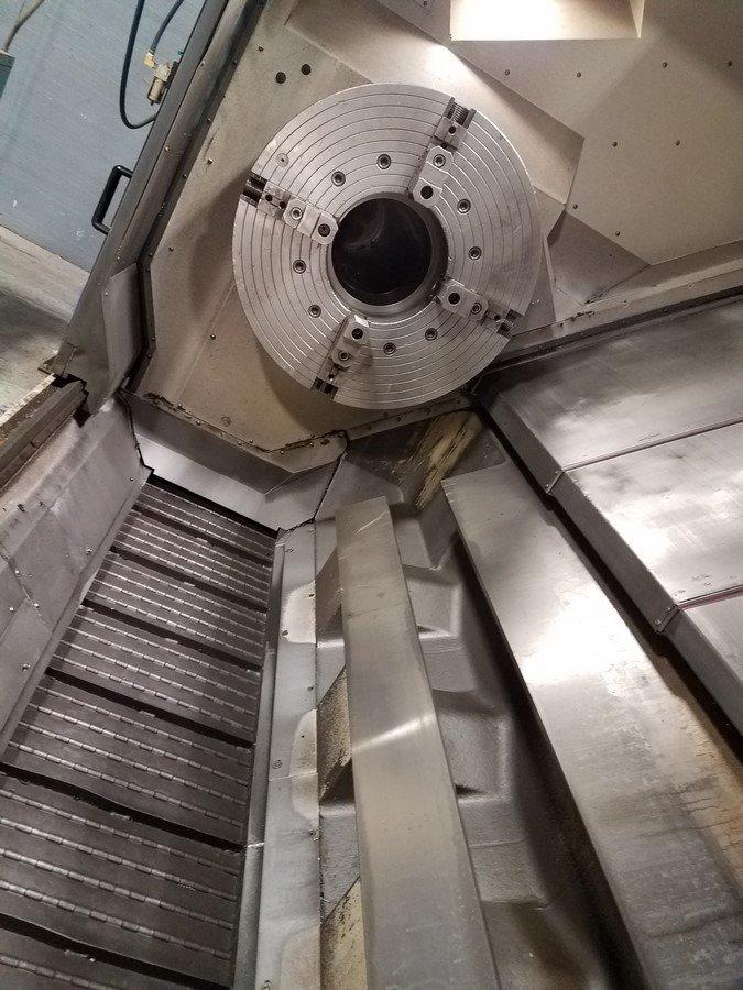1 – USED SL-603C MORI-SEIKI CNC LATHE