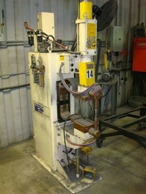 1 – USED 50 KVA CHOWEL PRESS TYPE SPOT WELDER