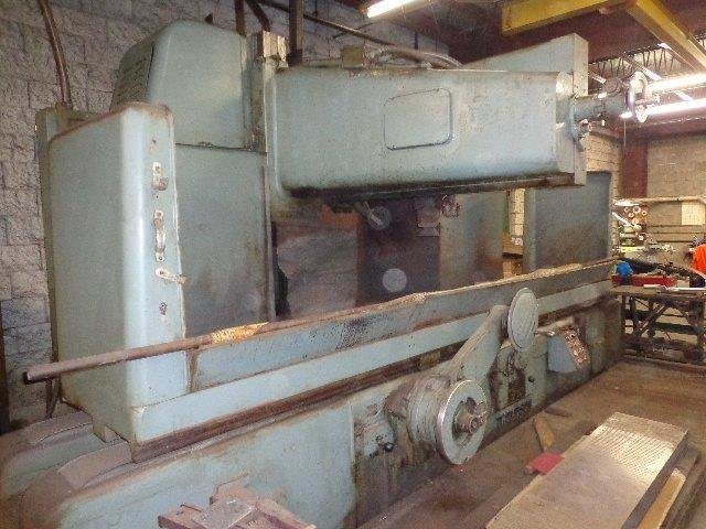 "​1 – USED 60"" X 14"" THOMPSON DOVE TAIL GRINDER"