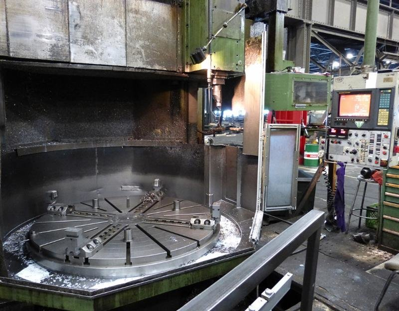 "3 – USED 78""/98"" O-M LTD CNC VERTICAL TURNING CENTERS"