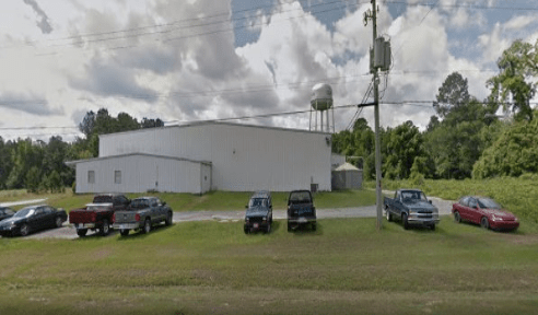 26,900 SQ. FT. ALL STEEL INDUSTRIAL BUILDING C-5442