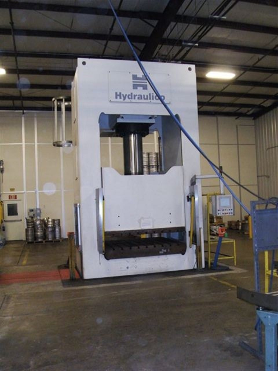 1 – USED 630 TON HYDRAULIC HI-SPEED HYDRAULIC PRESS