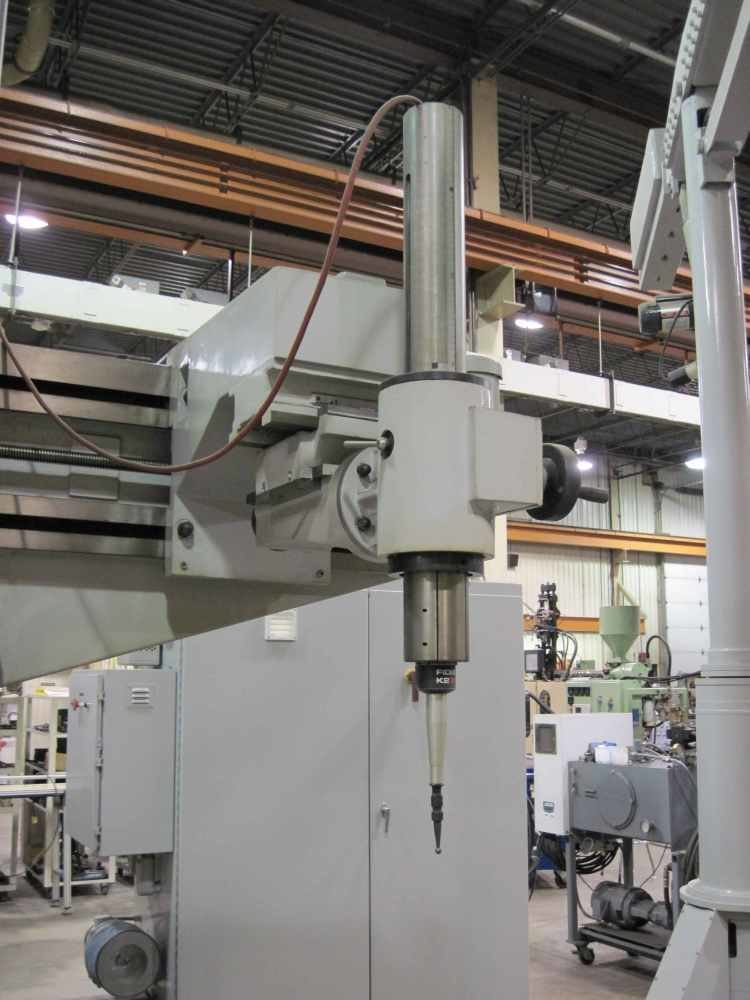 "​1 – NEW 96"" X 48"" ROCHESTER CNC VERTICAL MILL/DUPLICATOR/DIGITIZER WITH GETTY DC SERVOS AND COPY HEAD"