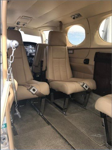 ​1 – USED CESSNA 340A AIRPLANE