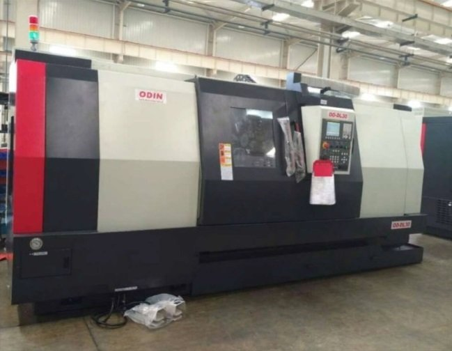 """6 – NEW 26"""" X 60"""" ODIN (ENGLISH) SLANT BED CNC TURNING CENTERS WITH MILLING"""