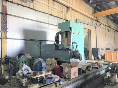 1 – USED FPT LEM 936 3-AXIS + 2 CNC BED MILL