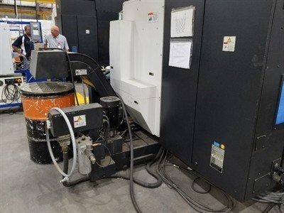 1 – USED MAZAK INTEGREX 400IVST/1500 CNC MULTITASKING TURNING CENTER