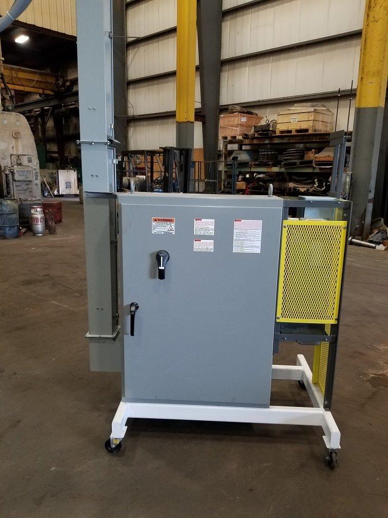 1 – REBUILT 300 TON VERSON SSDC POWER PRESS