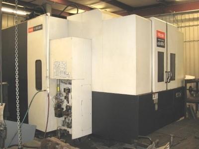 1 – USED MAZAK HORIZONTAL MACHINING CENTER
