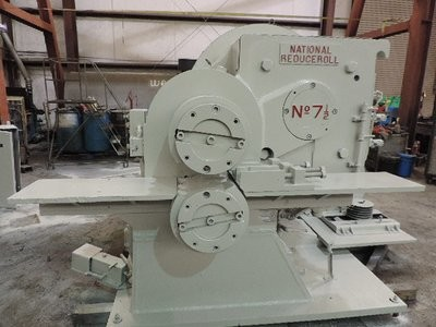 1 – USED NATIONAL FORGING ROLL