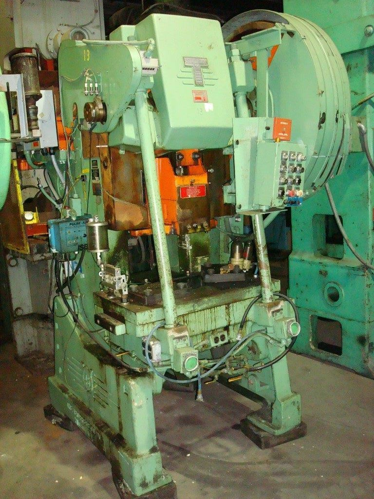 1 - USED 45 TON V&O OBI HI-SPEED PUNCH PRESS