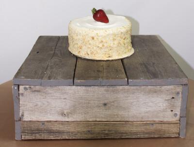 Wooden Cake Riser