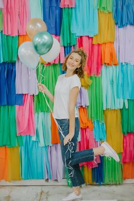 Multicolored Backdrop