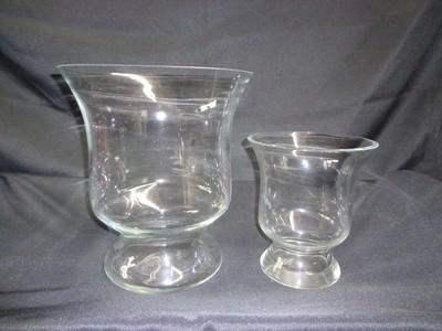 Goblet Glass Vase 8.5