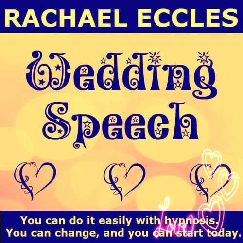 Wedding Speech Confidence Self Hypnosis Hypnotherapy MP3 download 00155