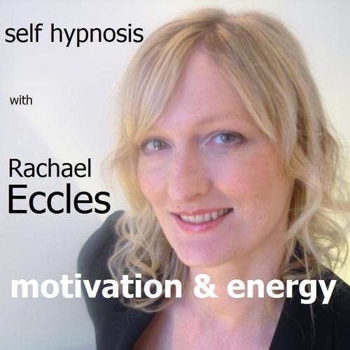Motivation & Energy Self Hypnosis 2 track Hypnotherapy CD 00069CD