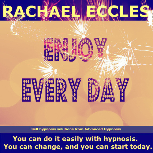 Self Hypnosis, Hypnotherapy CD, Enjoy Every Day: Feel Positive, Less Depressed, Contentment and Gratitude Hypnosis CD 00229CD