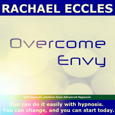 Overcome Envy Self Hypnosis Hypnotherapy CD