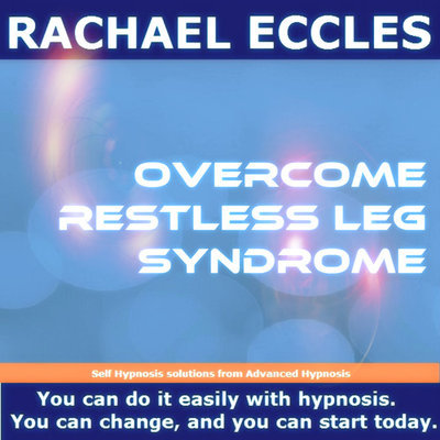 Restless Leg Syndrome, RLS Hypnotherapy, Self Hypnosis CD