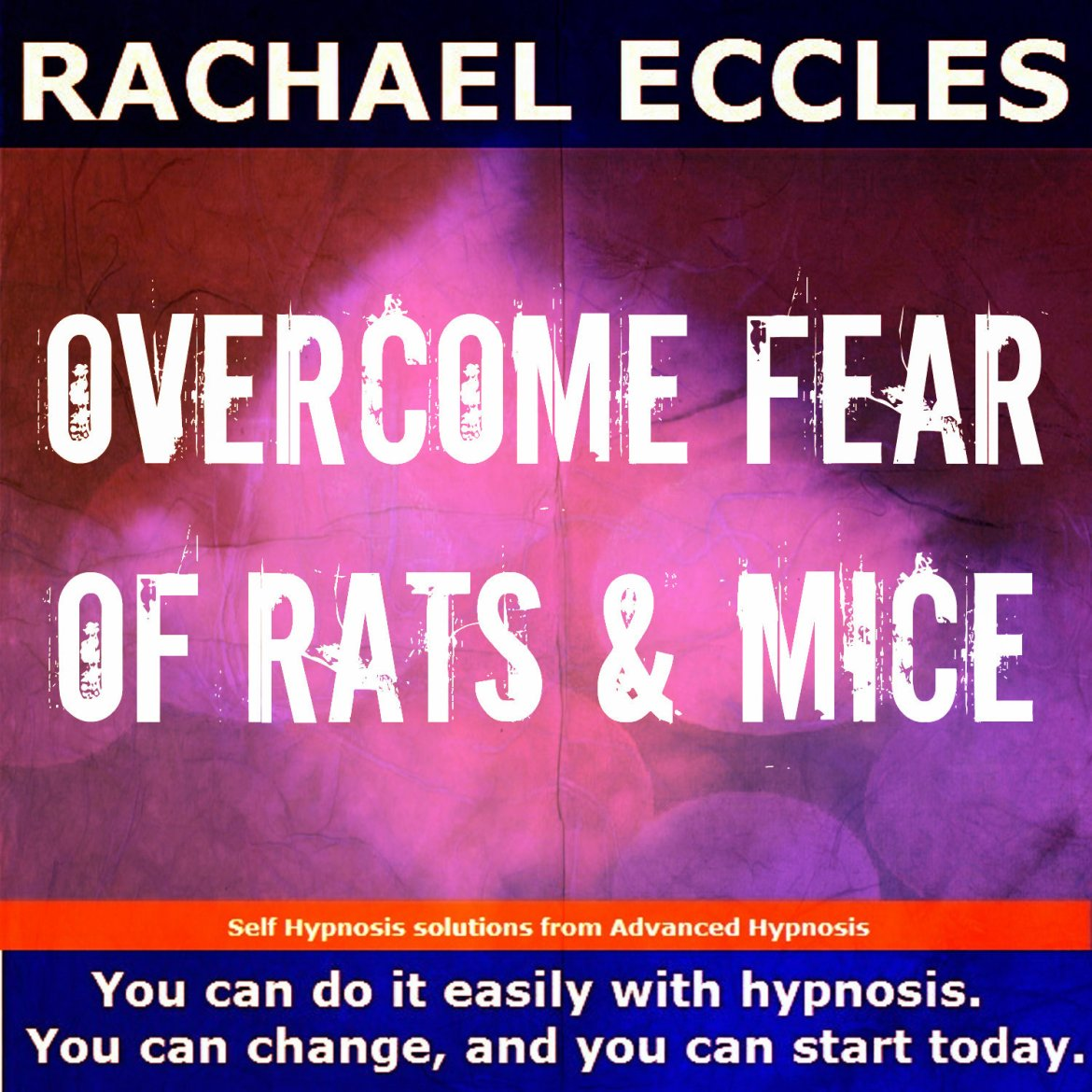 Overcome Fear of Rats & Mice Hypnosis Hypnotherapy Instant download MP3 Audio 20036