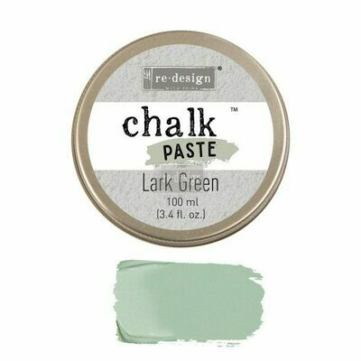 Chalk Paste: Lark Green