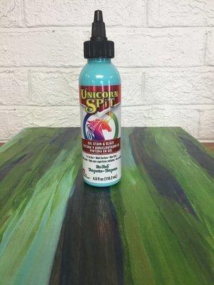 4 oz Unicorn Spit: Zia Teal (turquoise)
