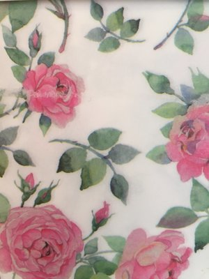 Decoupage Paper: Bloom of Roses