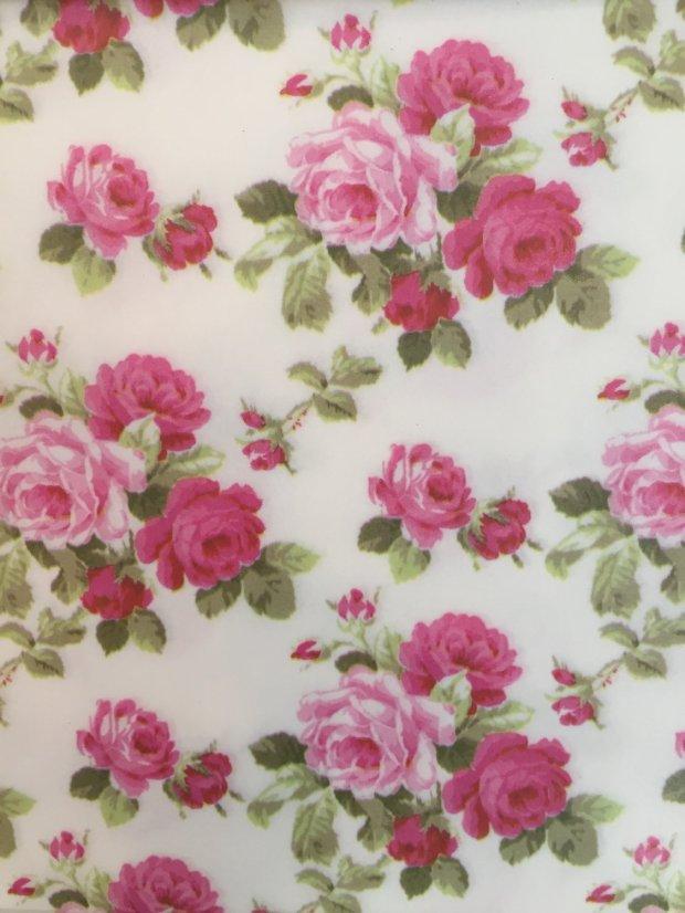 Decoupage Paper: Rose Bouquet