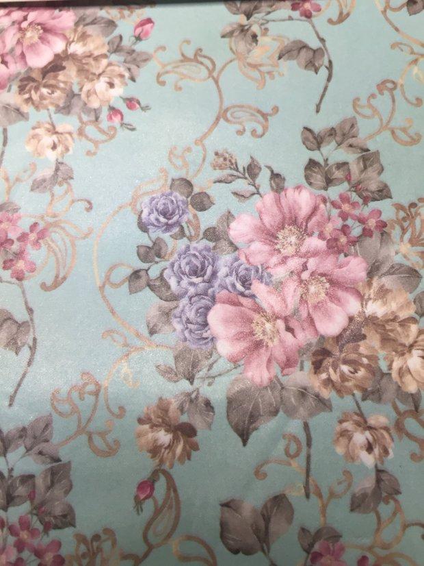 Decoupage Paper: Victorian Wallpaper DP: VictWallpaper