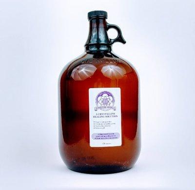 Schweitzer Formula 128oz Glass Bottle