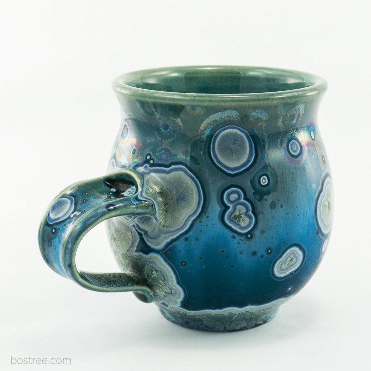 Crystalline Glaze Mug by Andy Boswell #AB00S10 AB00S10