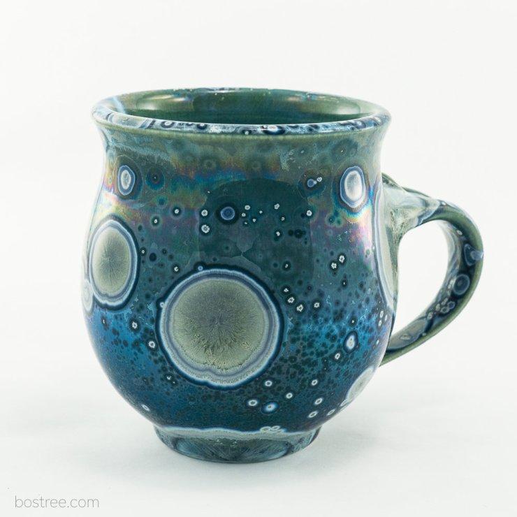 Crystalline Glaze Mug by Andy Boswell #AB00S13