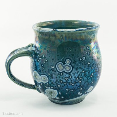 Crystalline Glaze Mug by Andy Boswell #AB00S13