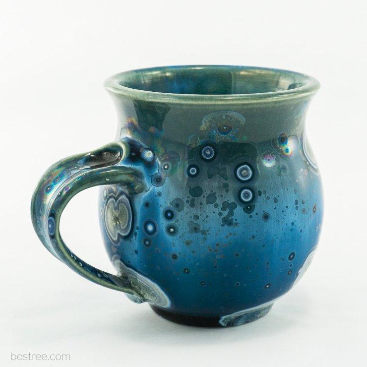 Crystalline Glaze Mug by Andy Boswell #AB00S15 AB00S15