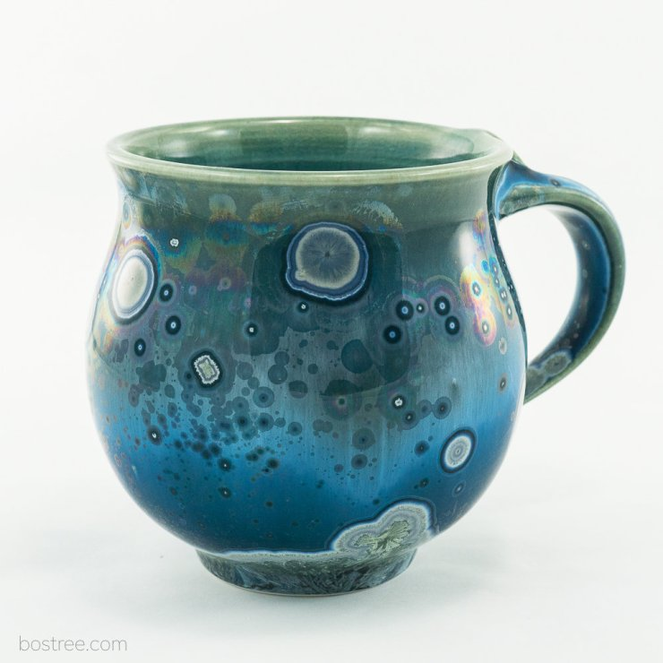 Crystalline Glaze Mug by Andy Boswell #AB00S16