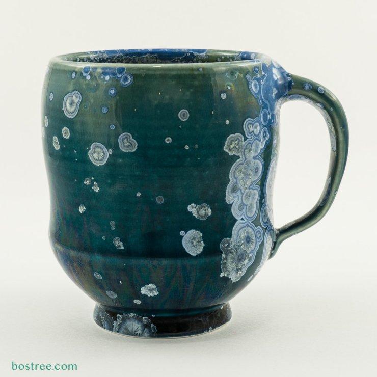 Crystalline Glaze Mug by Andy Boswell #AB00516 AB00516