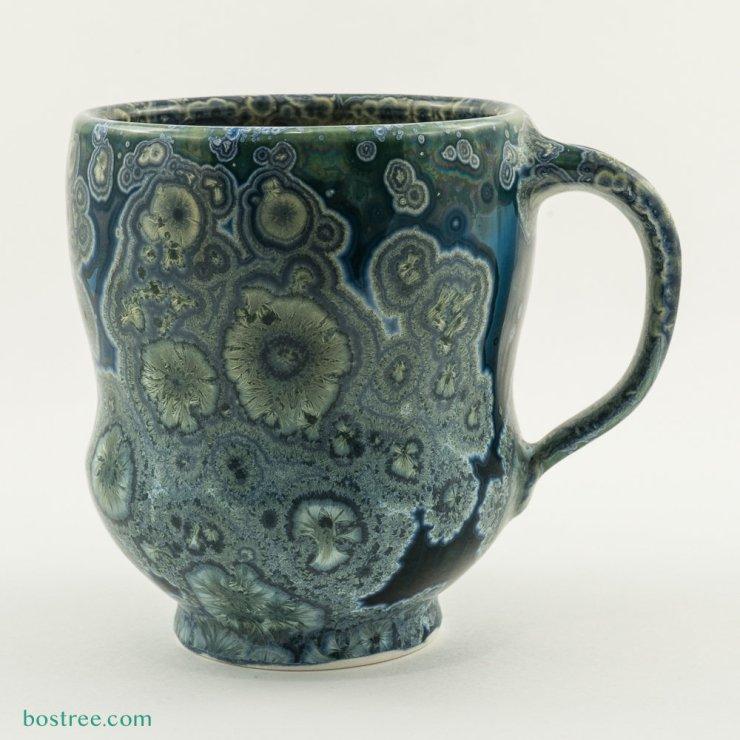 Crystalline Glaze Mug by Andy Boswell #AB00530 AB00530
