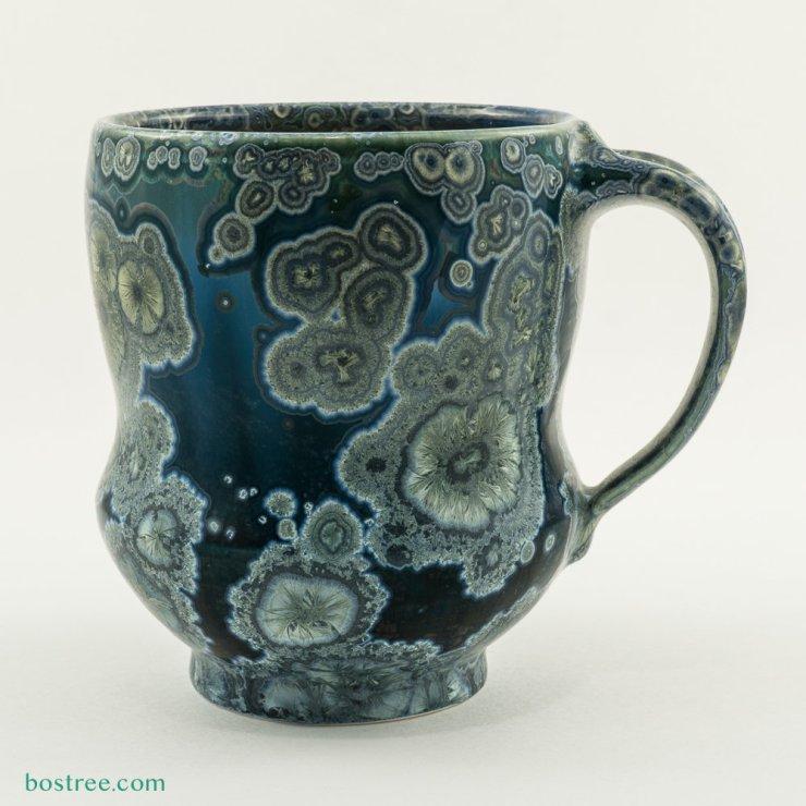 Crystalline Glaze Mug by Andy Boswell #AB00537 AB00537