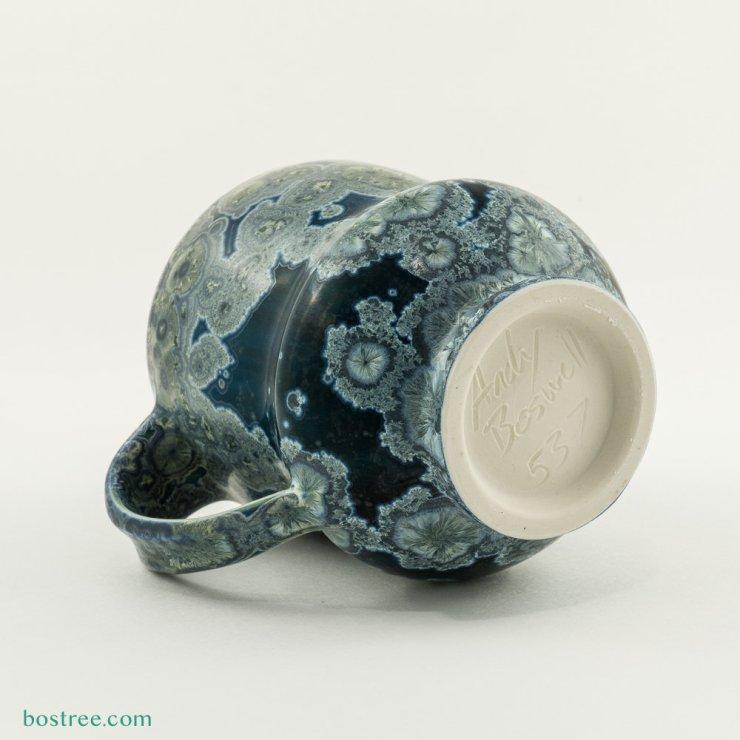 Crystalline Glaze Mug by Andy Boswell #AB00537