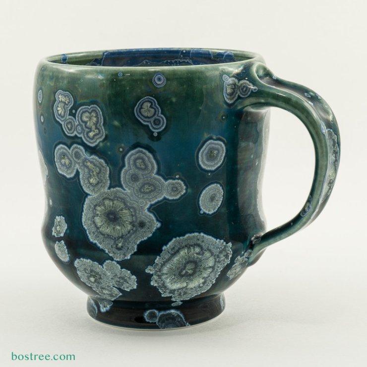 Crystalline Glaze Mug by Andy Boswell #AB00540 AB00540