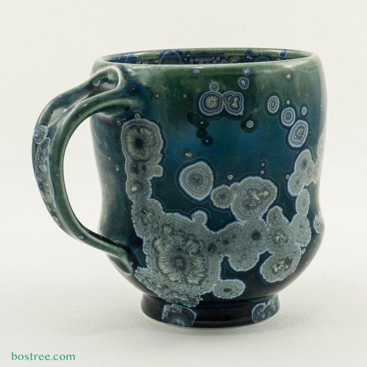 Crystalline Glaze Mug by Andy Boswell #AB00540
