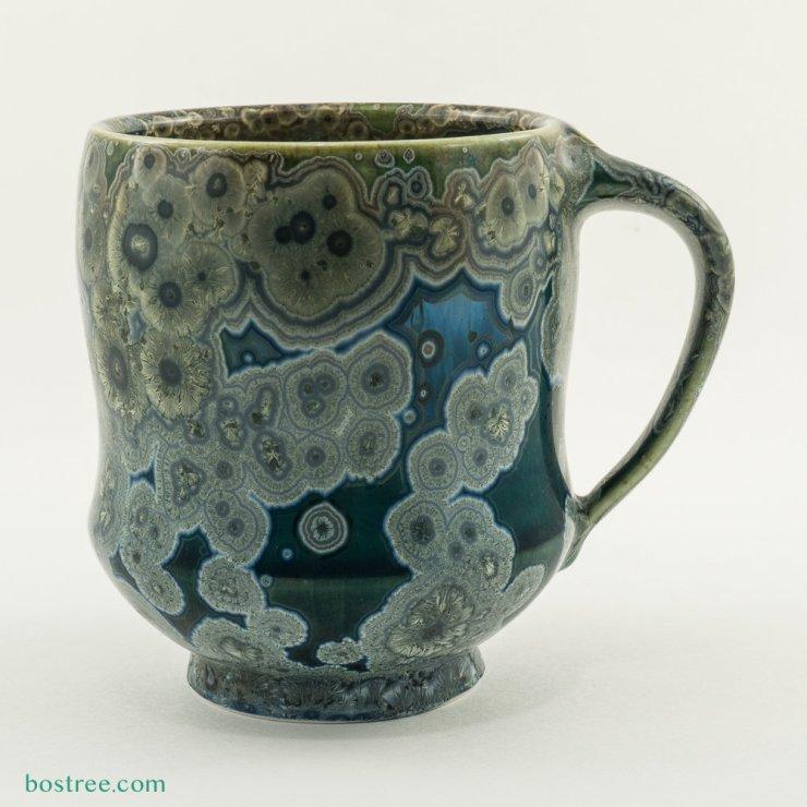 Crystalline Glaze Mug by Andy Boswell #AB00547