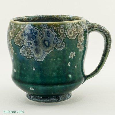 Crystalline Glaze Mug by Andy Boswell #AB00548