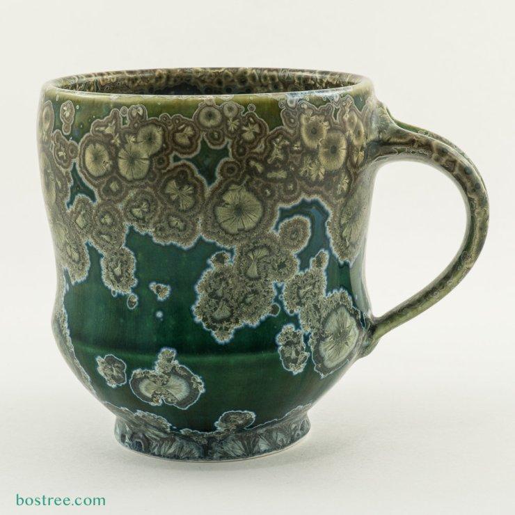 Crystalline Glaze Mug by Andy Boswell #AB00551 AB00551