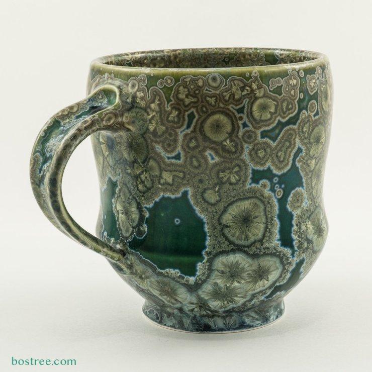 Crystalline Glaze Mug by Andy Boswell #AB00551
