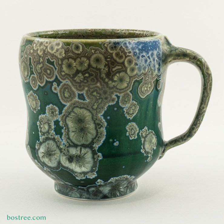 Crystalline Glaze Mug by Andy Boswell #AB00558