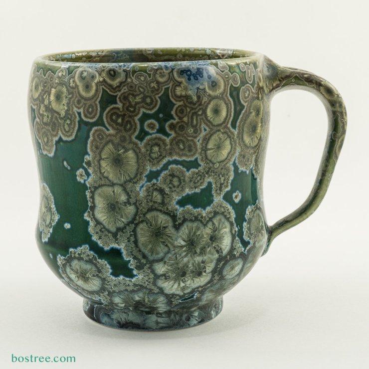 Crystalline Glaze Mug by Andy Boswell #AB00559 AB00559